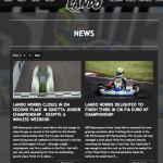 Lando Norris website