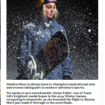 Interview with GB snowboarder Amy Fuller