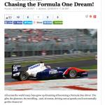 Huffington Post, Mitchell Gilbert blog