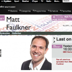 BBC Radio, Lando Norris interview