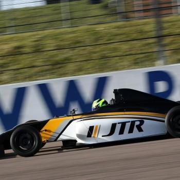 James Pull (GBR) JTR MSA Formula